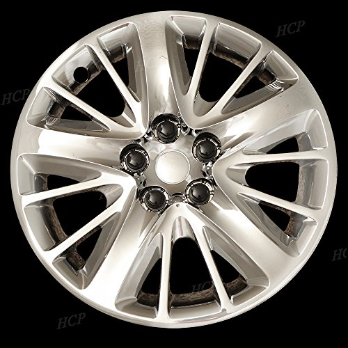 "Chrome 18"" Hub Cap Wheel Covers for Chevrolet Impala - Set of 4"
