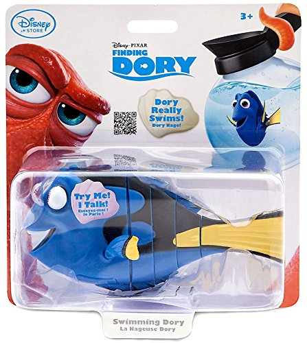 Sydney Bath (Disney / Pixar Finding Dory Dory Swimming Exclusive Action Figure)