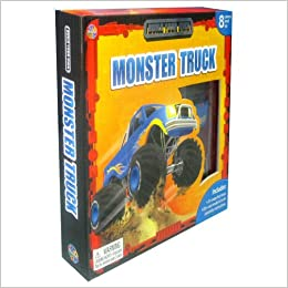 Build Your Own Monster Truck Phidal Publishing