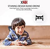Syma-X20-Mini-Drone-Headless-Mode-24Ghz-Nano-LED-RC-Quadcopter-Altitude-Hold-One-Key-Take-off-Landing