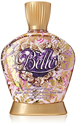 r Skin Belle, 13.5 Ounce (Naturally Dark Tanning Lotion)