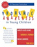 Phonemic Awareness in Young Children 9781557663214