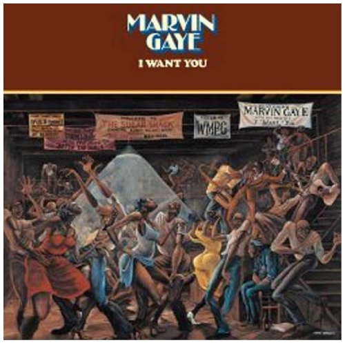 Vinilo : Marvin Gaye - I Want You (Reissue)