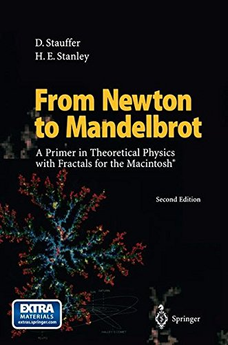 From Newton to Mandelbrot: A Primer in Theoretical Physics with Fractals for the Macintosh (R)