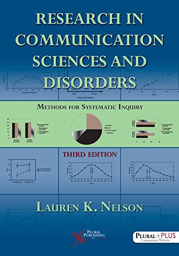 Research In Comm.Sciences+Disorders