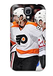 Hot philadelphia flyers (5) NHL Sports & Colleges fashionable Samsung Galaxy S4 cases 1359912K632972413