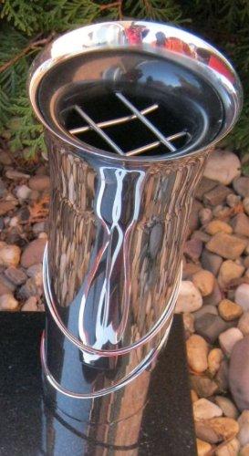 Graveside Vase Memorial 1062 X 472 Vase Stainless Steel Vase