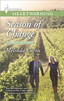 Season of Change (A Harmony Valley Novel) by [Curtis, Melinda]