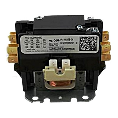 ARMSTRONG AIR 10F73 100438-04 CONTACTOR-SPST 25FLA