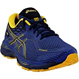 ASICS Mens Gel-Cumulus 19 G-Tx Running Athletic Shoes, Navy, 8.5