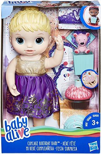 Abby Girl Cupcakes (Baby Alive Cupcake Birthday Baby)