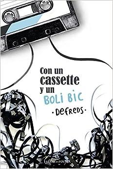 Con un cassette y un BOLI BIC (ESPASAesPOESÍA)