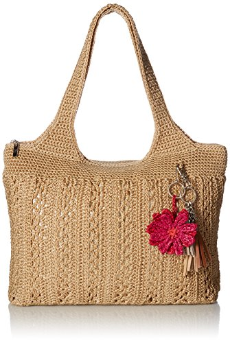 the-sak-casual-classics-large-tote-bamboo-with-gold