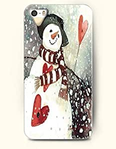 THYde OOFIT iPhone 5/5s Case - Snowman'S Love ending
