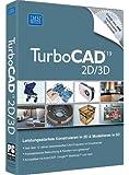 TurboCAD V 19 2D/3D incl. 3D Symbole