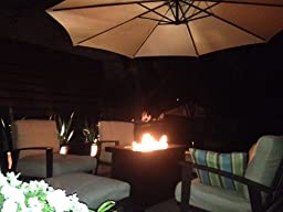Amazon Com Camp Chef Fp40 Monterey Propane Fire Pit