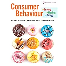 Consumer Behaviour: Buying, Having, and Being, Seventh Canadian Edition Plus MyLab Marketing with Pearson eText -- Access Card Package (7th Edition)