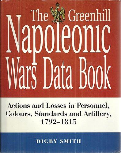 The Greenhill Napoleonic Wars Data Book