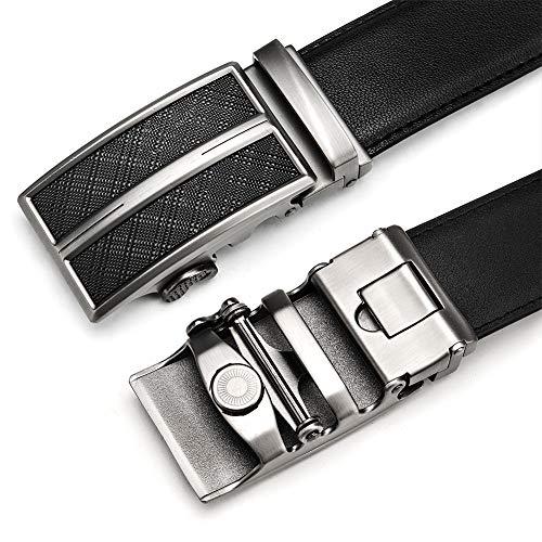 Da D1032 Uomo Automatica Classica E In PelleSemplice Fibbia Muco Cintura LavoroCon O8PXNn0wk