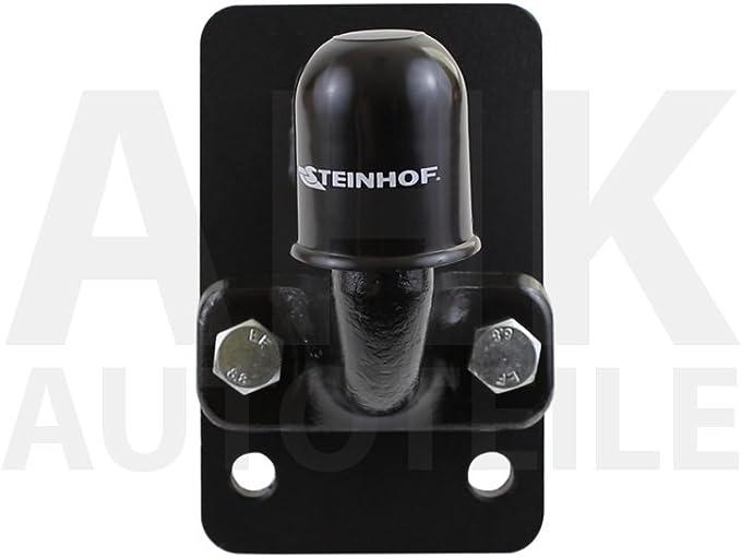 Anhängerkupplung Adapter Für Us Fahrzeuge Niveauregul 50x50mm Ahk Auto