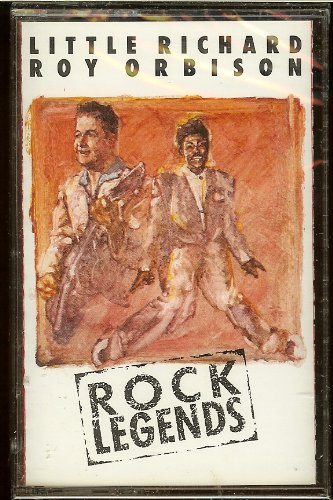 LITTLE RICHARD - Rock Legends/little Richard& Orbison - Zortam Music