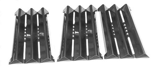 Escudo de calor de acero inoxidable para parrilla de Kenmore ...