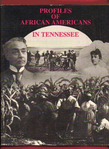 Books : Profiles of African Americans in Tennessee