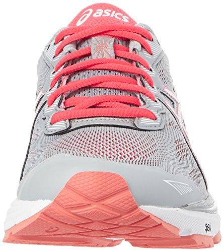 Midgrey Diva Pink 1000 Chaussures Entrainement Femme de 5 Asics Running White Gt Gris z4wPKqO