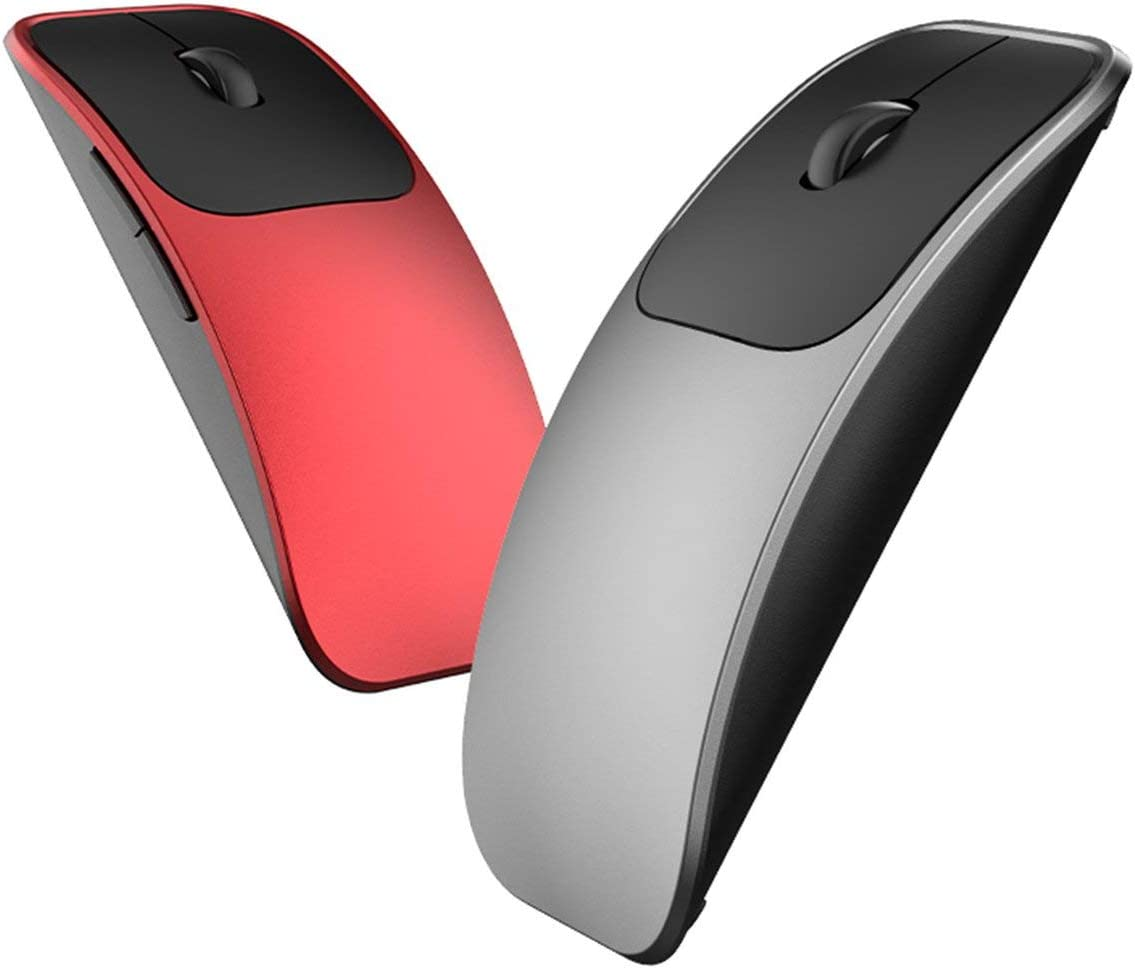 Liobaba Wireless Smart Voice Mouse Voice Control Enter Key Mouse Multi-Language Mouse USB Charging Portable Mouse