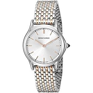 Emporio Armani ARS7001 - Reloj analógico de Cuarzo Suizo para Mujer 6