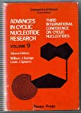 Proceedings of the Third International Conference on Cyclic Nucleotides, New Orleans, LA, July 1977, International Conference on Cyclic Nucleotide Staf, 0890042403