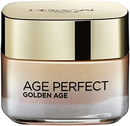 L 'Oreal Paris Age Perfect Golden Age Cuidado de día, con Neo de calcio y Posies Extracto de, Proporciona un rosig de teint fresco, 50ml