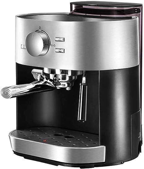 RUIXFCA Cafetera Espresso, Cafetera automática, 15 Bares, Depósito ...