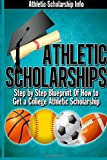 Athletic Scholarships, Lynn West, 0916744078