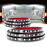 2PCS 60'' 180 LEDs Truck Bed Light Strip Kit with