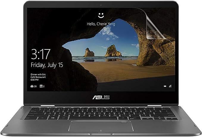 Pack of 2 Celicious Vivid Plus Mild Anti-Glare Screen Protector Film Compatible with Asus Chromebook Flip C433