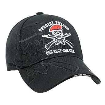 Rapiddominance 1 Shot 1 Kill Shadow Cap, Black