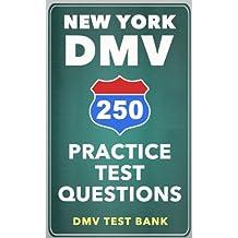 250 New York DMV Practice Test Questions