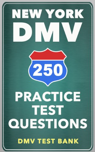 250 New York DMV Practice Test Questions