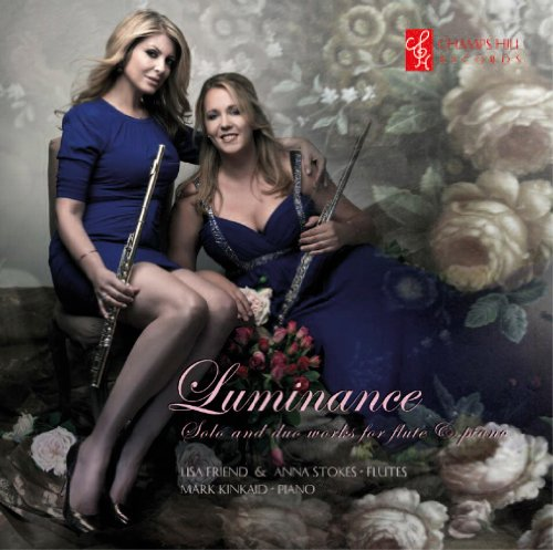 Champ Flute - Luminance - Solo & Duo Works for Flute & Piano