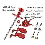 C&C Products Walkera Mini CP Super CP Genius CP Upgrade Metal Rotor Head