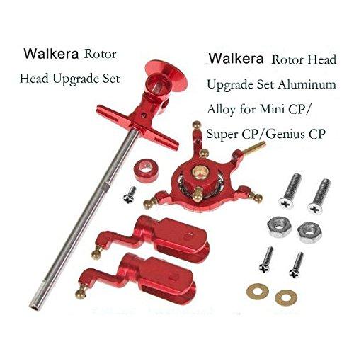 C&C Products Walkera Mini CP Super CP Genius CP Upgrade Metal Rotor (Metal Upgrade Rotor Head)