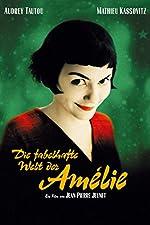Filmcover Die fabelhafte Welt der Amélie