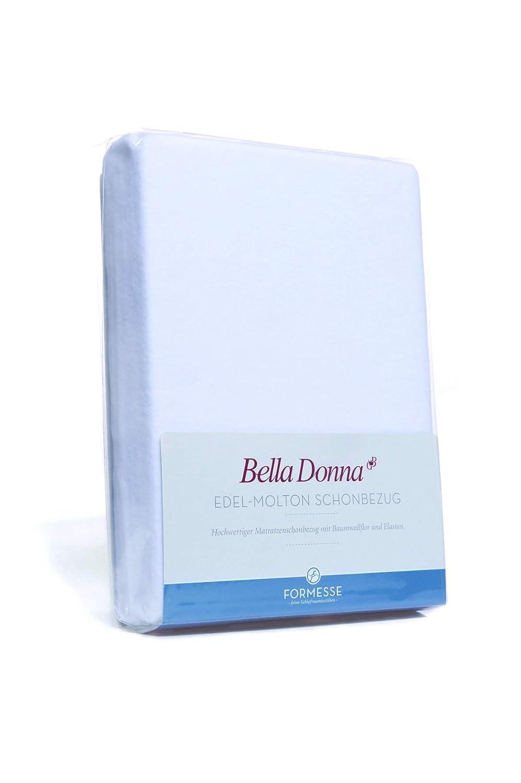 Formesse Matratzenschonbezug Bella Damenschuhe Edel-Molton 120 200-130 220 cm