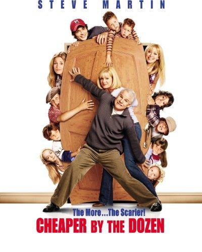 Amazon.com: Cheaper By The Dozen (2003): Steve Martin ...