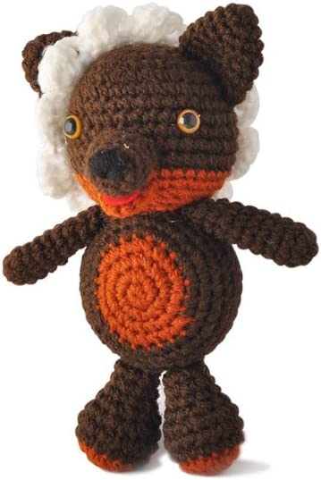 Wolf Amigurumi Stuffed Animal, crochet wolf doll, amigurumi wolf ... | 547x364