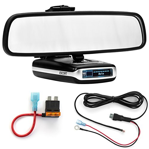 Radar Mount Mirror Mount + Direct Wire + ATO Standard Add a Circuit - Escort MAX360 MAX2 MAX