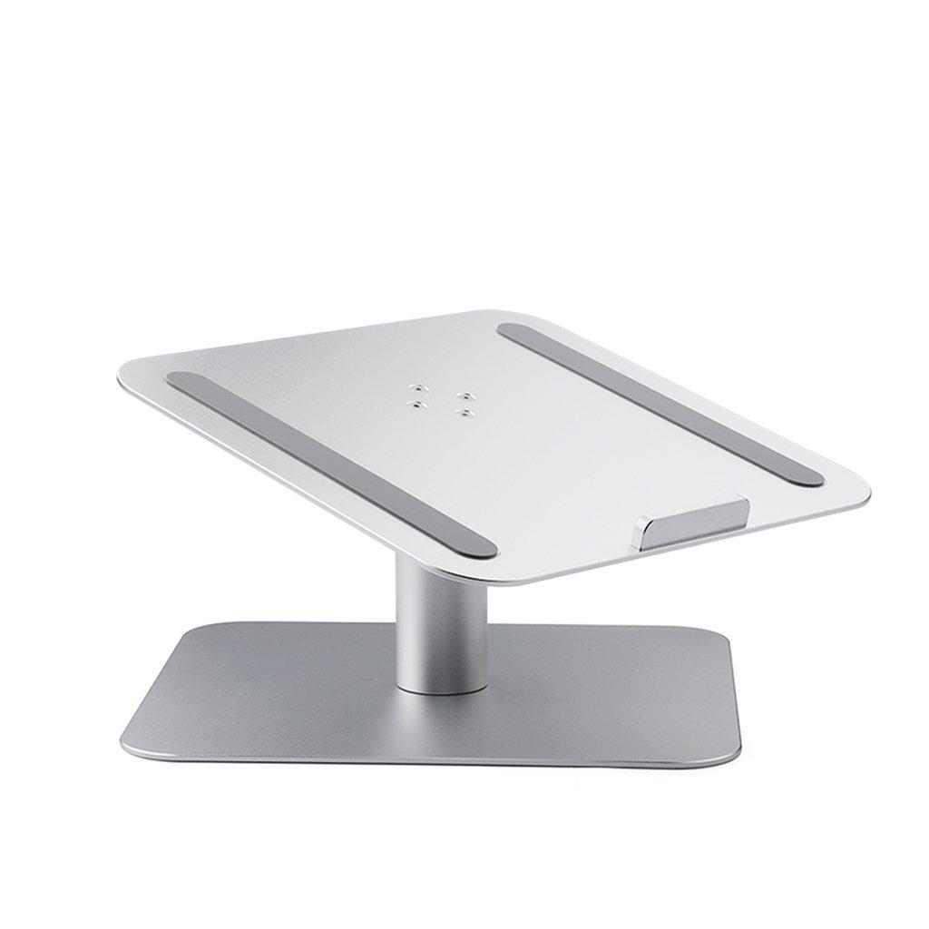 XY Soap dish Rotary Notebook Laptop Creative Stand Holder, Apple Radiator Base Desktop Aluminum Notebook Desktop, Aluminum Notebook Base Creative Holder, 26cm16cm9.3cm