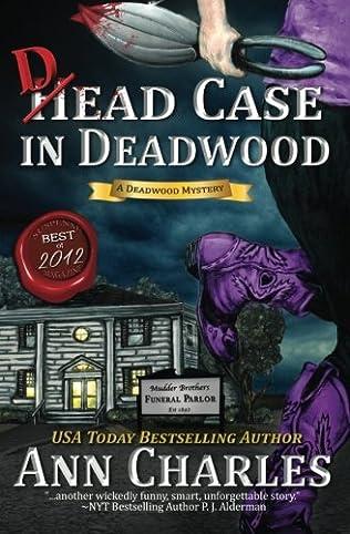 book cover of Dead Case in Deadwood