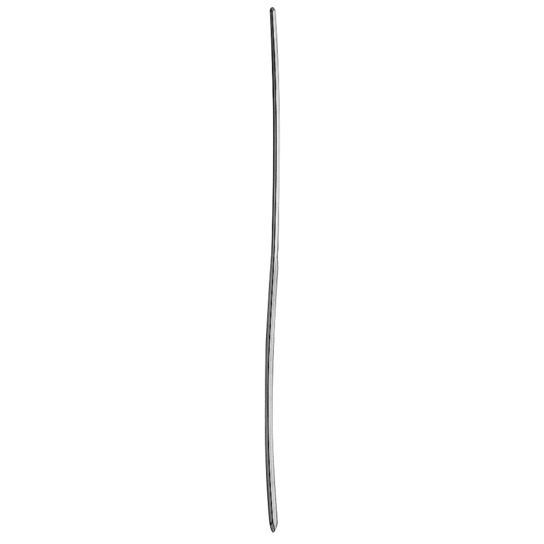 V. Mueller GL1411-007 HEGAR Uterine Dilator, Hollow, Double-Ended, 8'' Length, Size 15-16 mm
